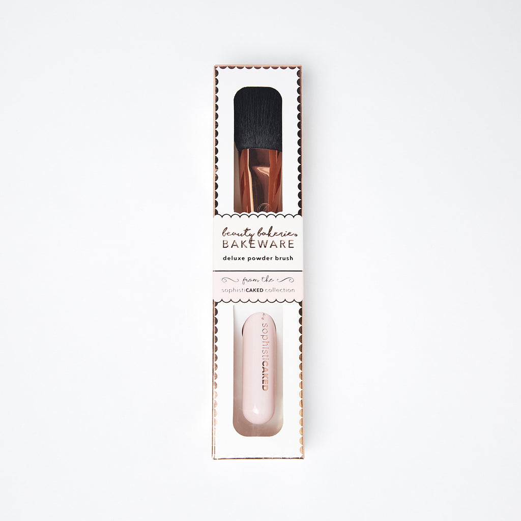 Beauty Bakerie Sophisticaked Deluxe Powder Brush