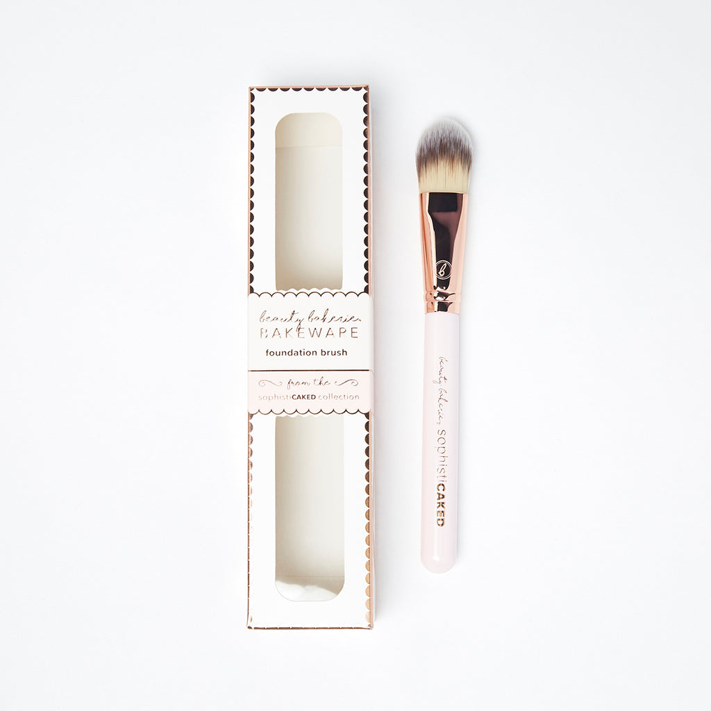 Beauty Bakerie Sophisticaked Foundation Brush