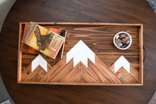The Peaks Serving Tray