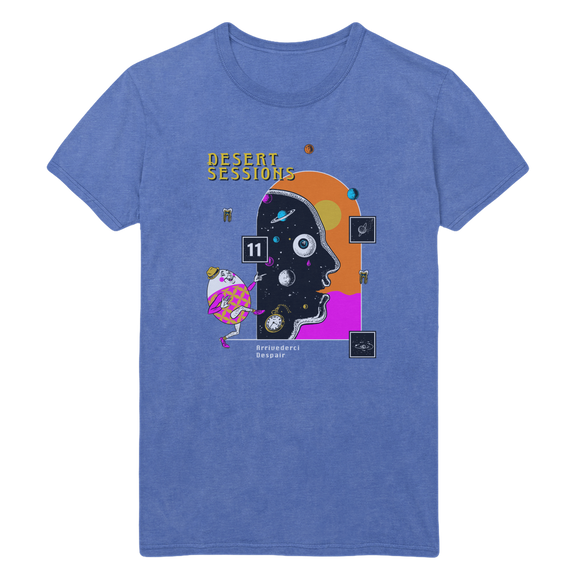 Desert Sessions Space Face Tee