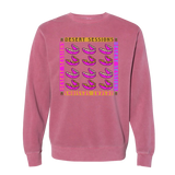 Desert Sessions Crewneck - Red