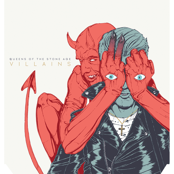 Villains Digital Download - Queens of the Stone Age