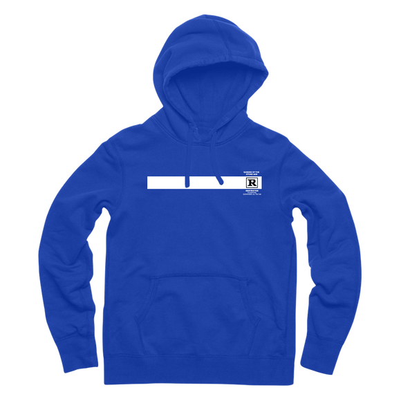 Rated R Pullover Hoodie - Queens of the Stone Age