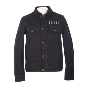 Palm Desert Denim Jacket - Queens of the Stone Age