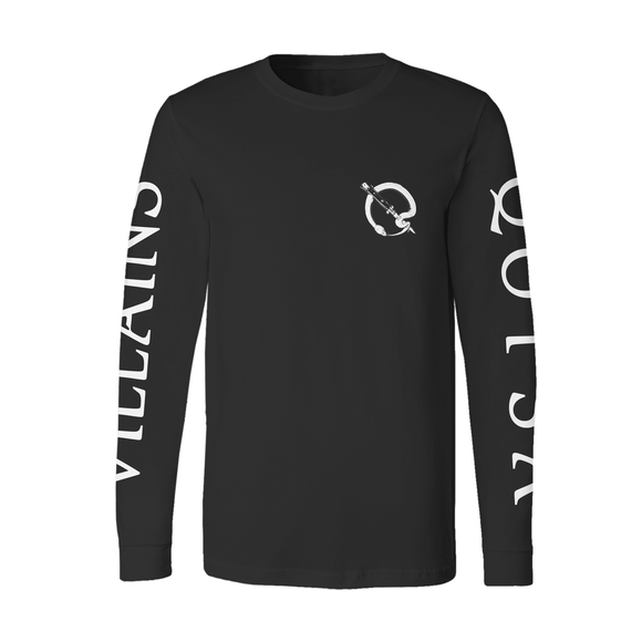 Black Snake Long Sleeve Tee - Queens of the Stone Age