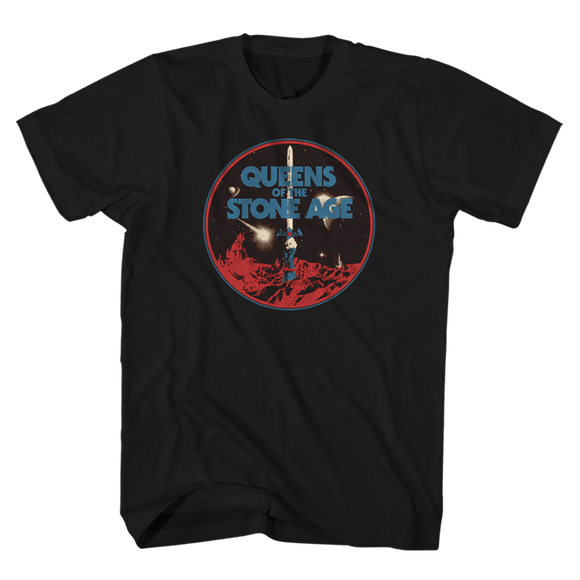 Branca Sword Tee - Queens of the Stone Age