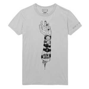Graverobber Enzyme Wash Tee - Queens of the Stone Age
