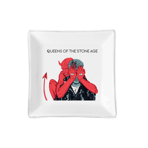 White Key Tray - Queens of the Stone Age