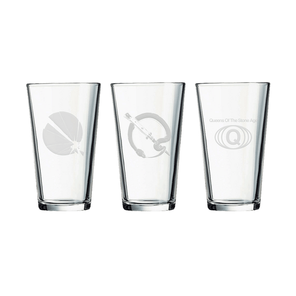 Pint Glass Bundle - Queens of the Stone Age