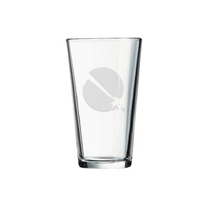 Shatter Q Pint Glass