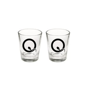 Fertile Q Shot Glass - Queens of the Stone Age