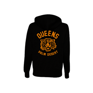 Tiger Zip-Up Hoodie - Queens of the Stone Age