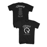 Snake Q Villains Tour Tee - Queens of the Stone Age