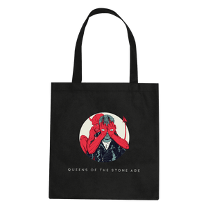 Cover Art Tote Bag - Queens of the Stone Age
