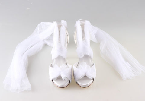 Wedding shoes Fairy Tale Couture - FabFunBride