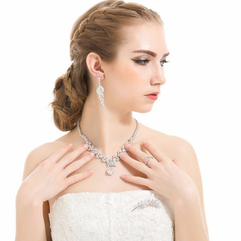 Brescia Bridal Drop Set - FabFunBride