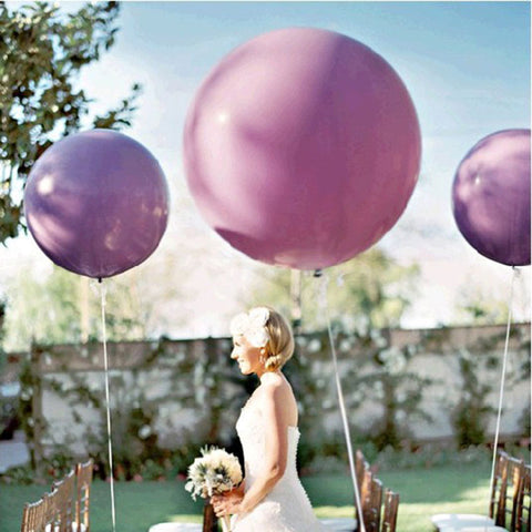 36 inch Latex Balloon - FabFunBride