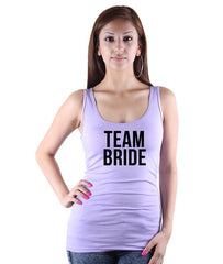 Bride Tank Lots of Colours & Styles - FabFunBride