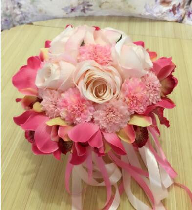 Lush Bridal Wedding Bouquet - FabFunBride