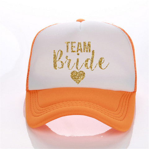 Team Bride Hats! 8 colours - FabFunBride