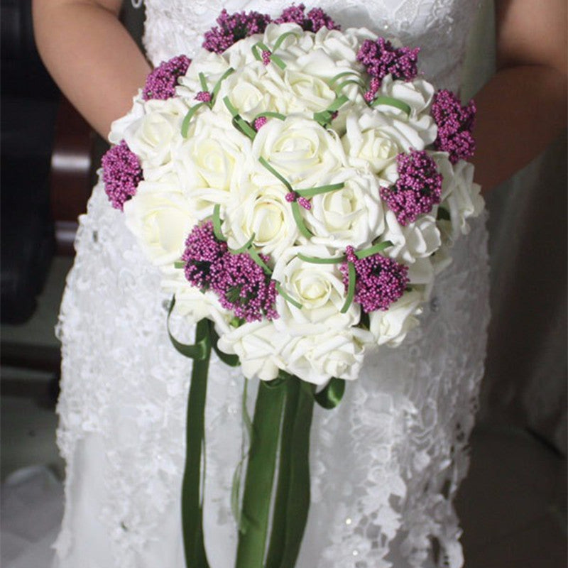 Romantic Bridal Bouquet - FabFunBride