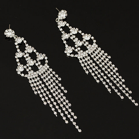 Chandelier Earrings - FabFunBride