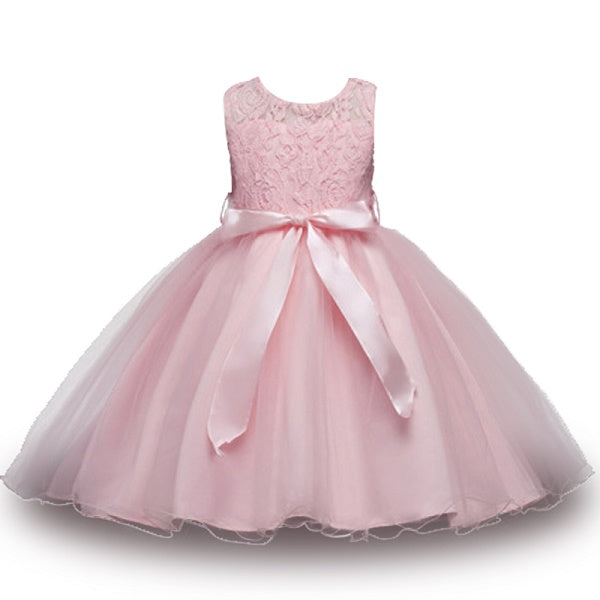 High quality flower girl dress charcoal grey with lace mightylinksfo