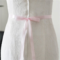 Designer Bridal belts Simple Elegant - FabFunBride