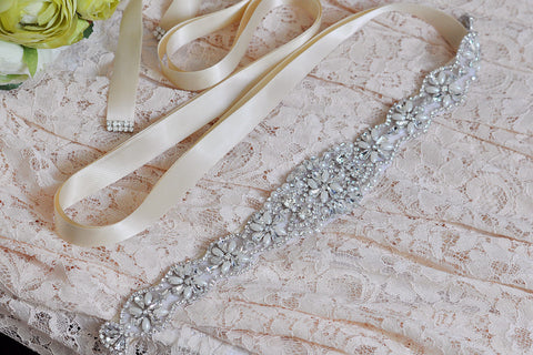 Bridal Belt Crystal - FabFunBride