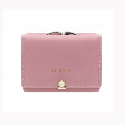 wallets mini leather purses pearl accent - FabFunBride