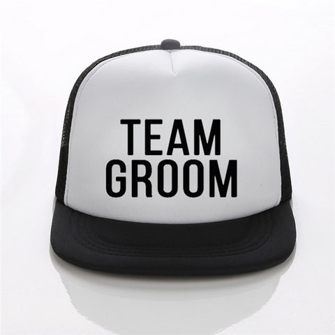 Team Groom Cap - FabFunBride