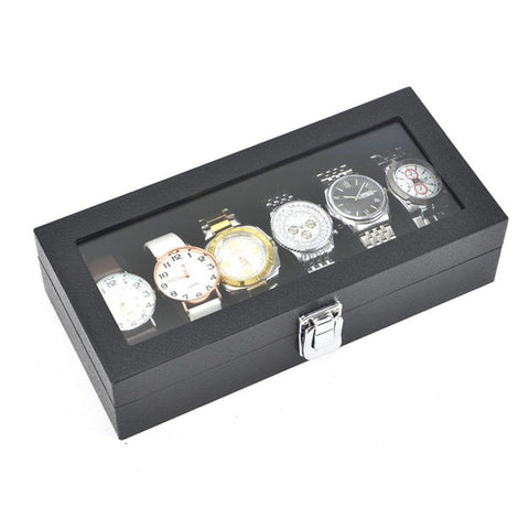 Men's gift watch box - FabFunBride