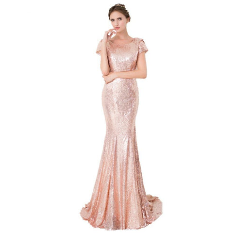 Ruthiea Luxe Dress - FabFunBride