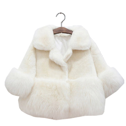 2-10T Flower girl winter coats - FabFunBride