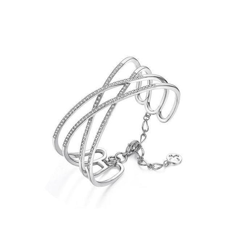 X Luxe Bangle - FabFunBride