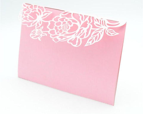 Floral Luxe Invitation - FabFunBride