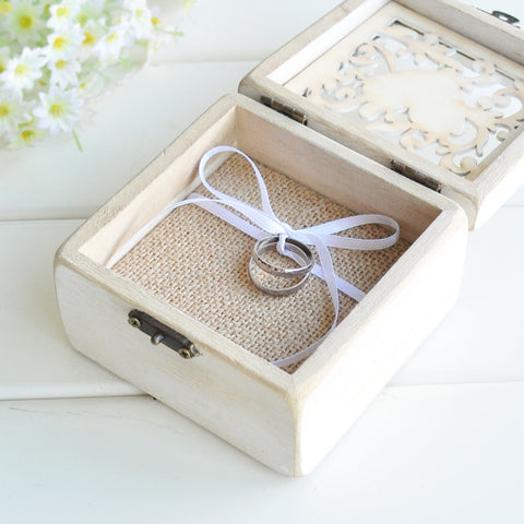 Trieste Ring Box Keepsake - FabFunBride