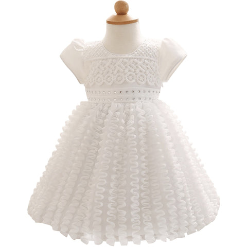 Flower Girl Dress Infant Soft and Comfortable - FabFunBride