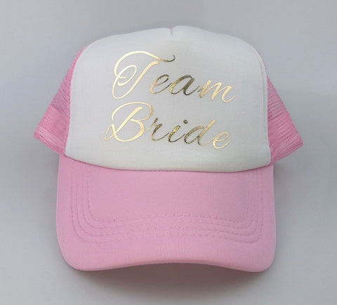 Team Bride | Bride 9 Colours - FabFunBride