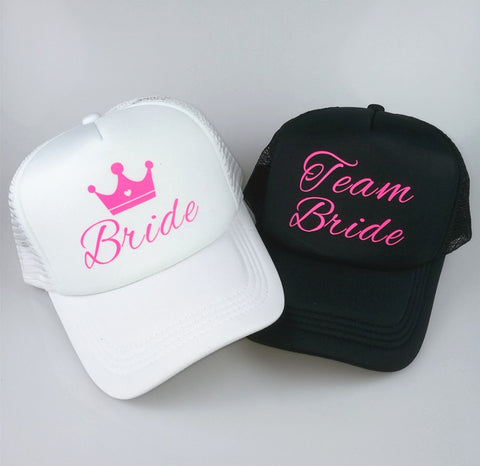 Bride | Team Bride Hat - FabFunBride