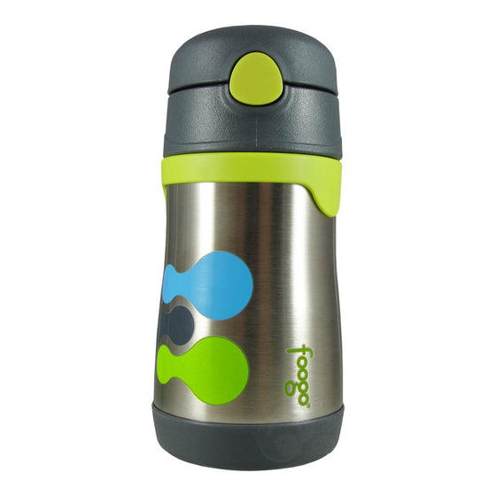 Foogo Insulated Kids Straw Bottle - Tripoli