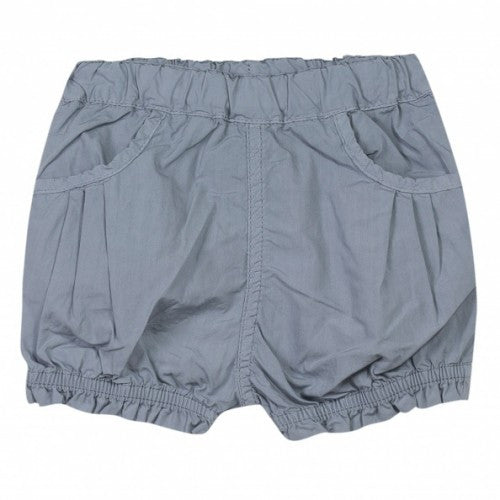 3 Pommes Baby Girl Bloomer Shorts - Grey