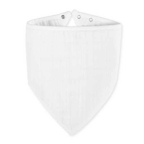 Aden And Anais Bandana Bib -White