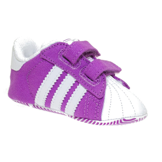 Adidas Superstar 2 Crib Shoe