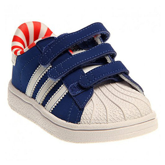 Adidas Superstar Kids Suede Navy