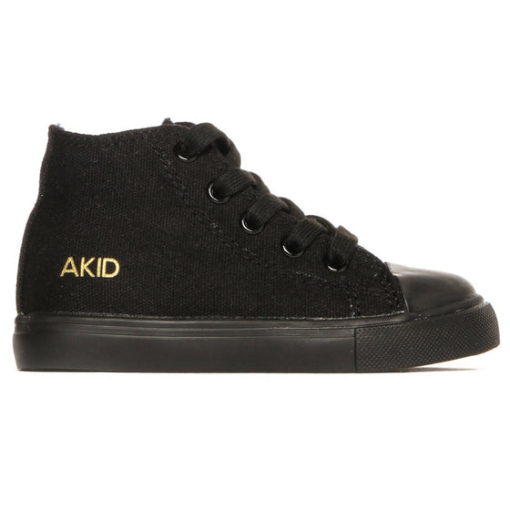 Akid Anthony Black Canvas