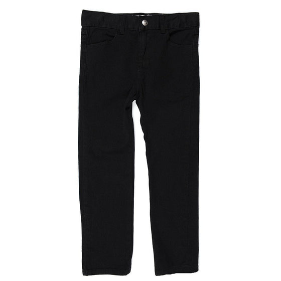 Appaman Boys Skinny Still Pants - Black