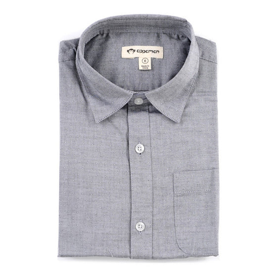 Appaman Standard Shirt - Grey