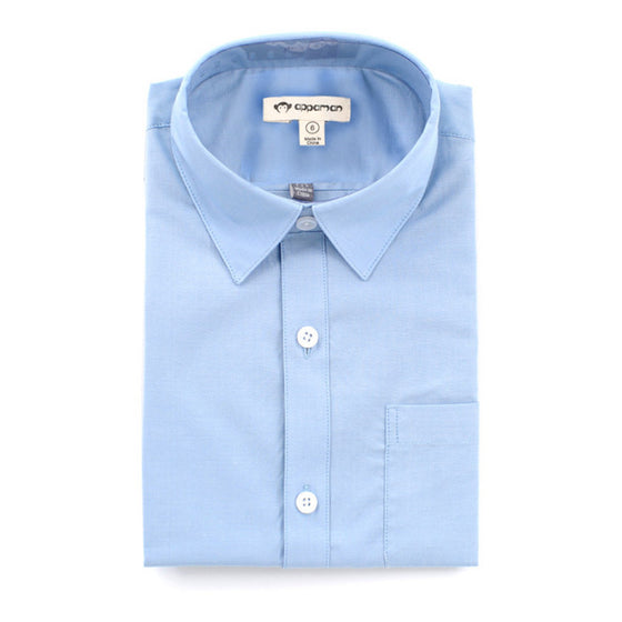 Appaman Standard Shirt blue.