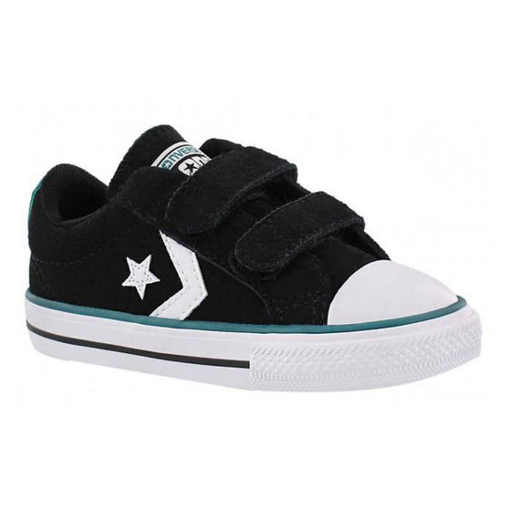Converse kids 2V OX Suede Black